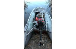 Як правильно зберігати надувний човен та мотор взимку?